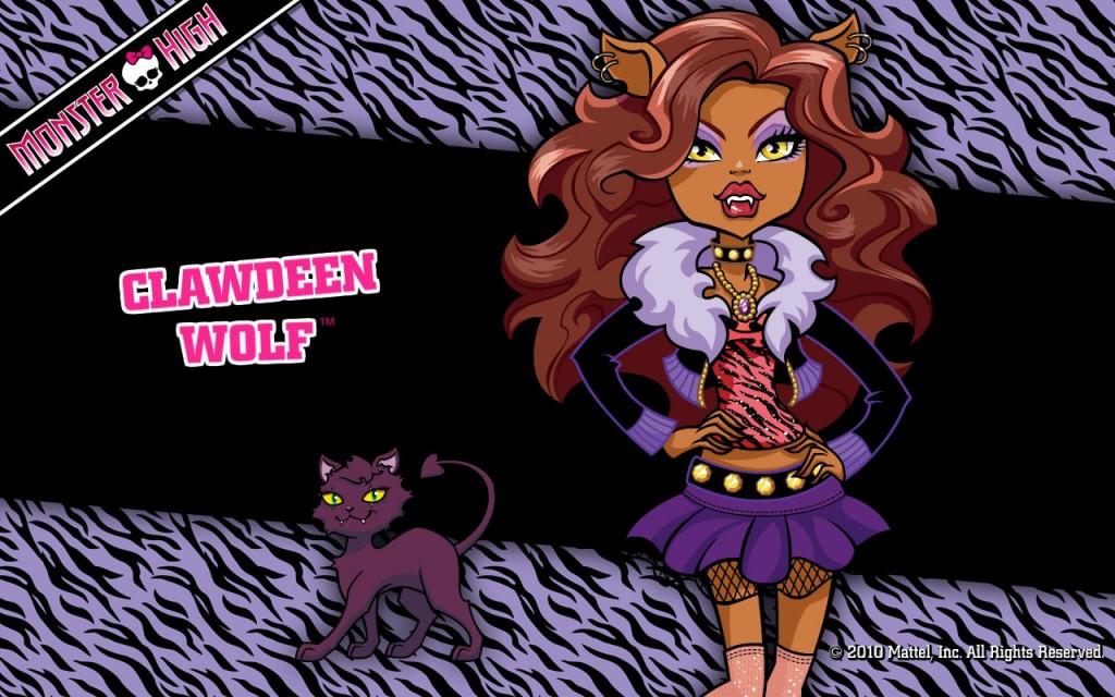 Clawdeen Wolf - Monster High España