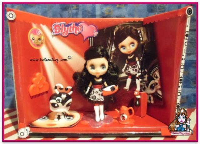 Mi Blythe Littles Pet Shop Flowers'n Fashion