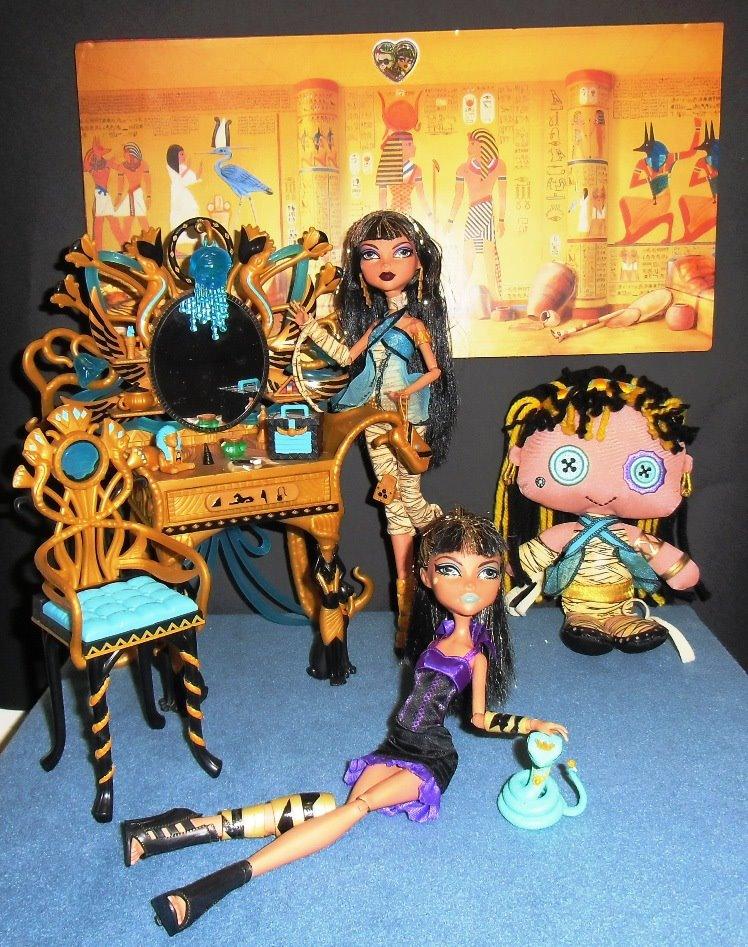 Las 3 Cleo de Nile de Helenitaz e Hijas