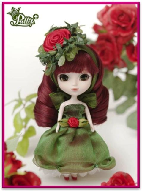 Little Pullip Princess Rose2