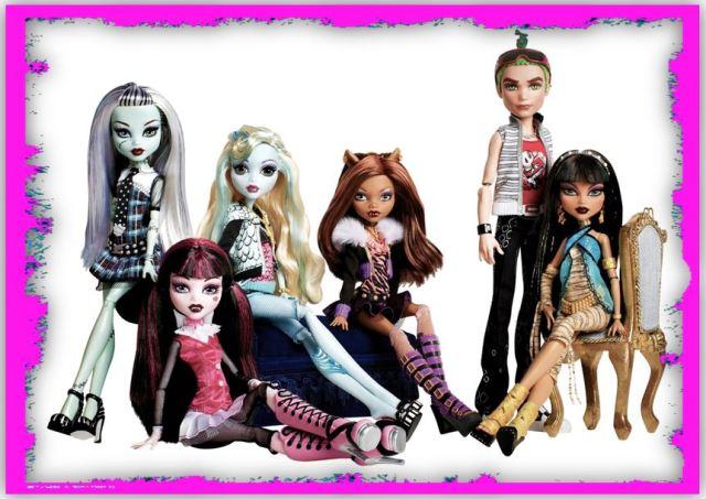 Monster High Helenitaz