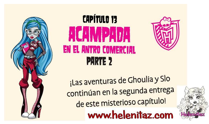 Imágen Propiedad de Monster High y Mattel Inc. - Cortesía de Monstruo Bloggeras