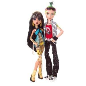 Cleo y Deuce doll