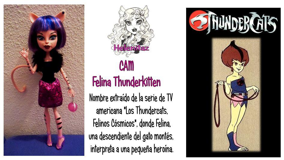 Felina Thunderkitten de Helenitaz.com