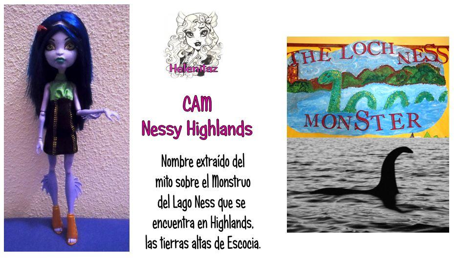 Nessy Highlands de Helenitaz.com