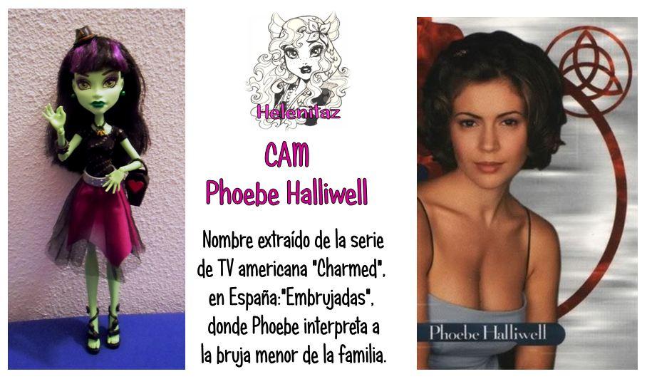 Phoebe Halliwell de Helenitaz.com