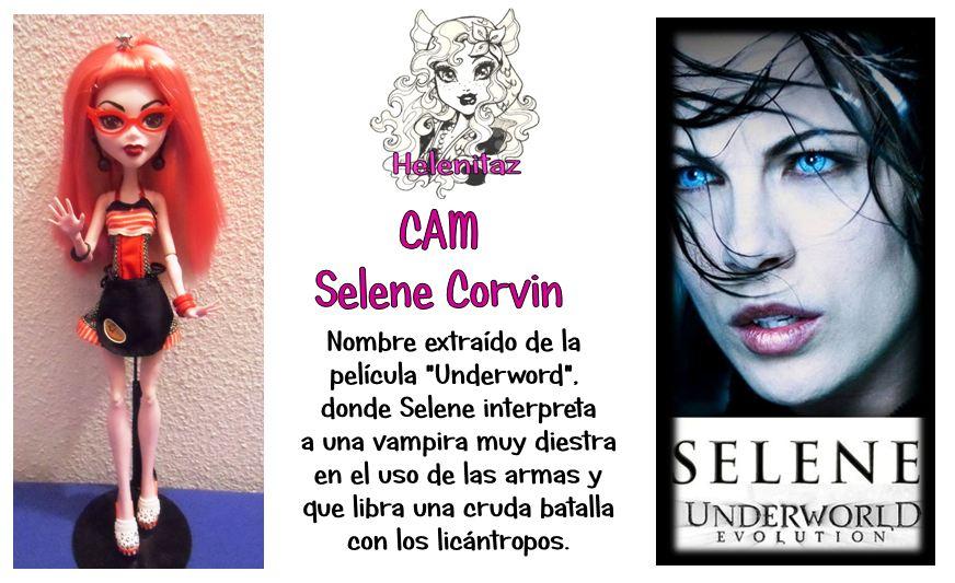 Selene Corvin de Helenitaz.com