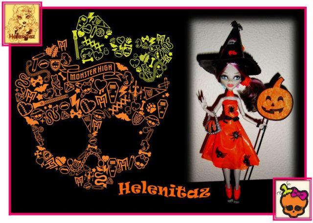La foto de Halloween de www.helenitaz.com