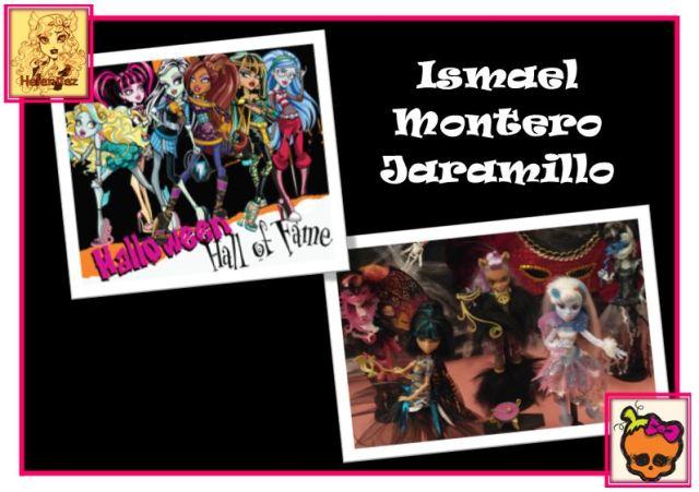 La foto de Halloween de Ismael Montero Jaramillo
