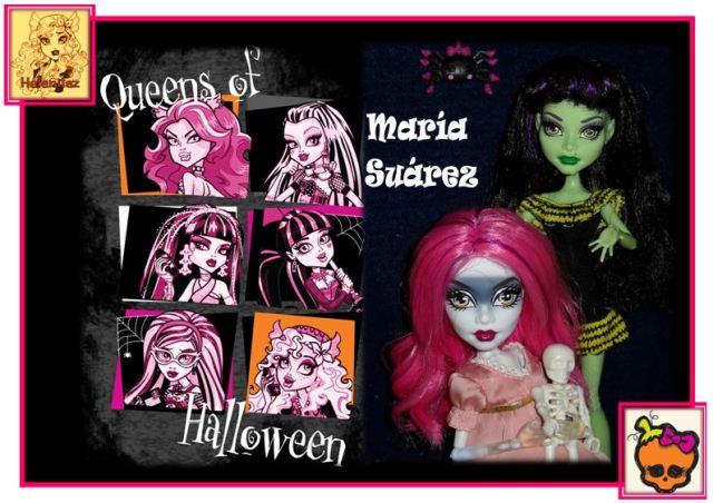 2ª Foto de Halloween de María Suárez