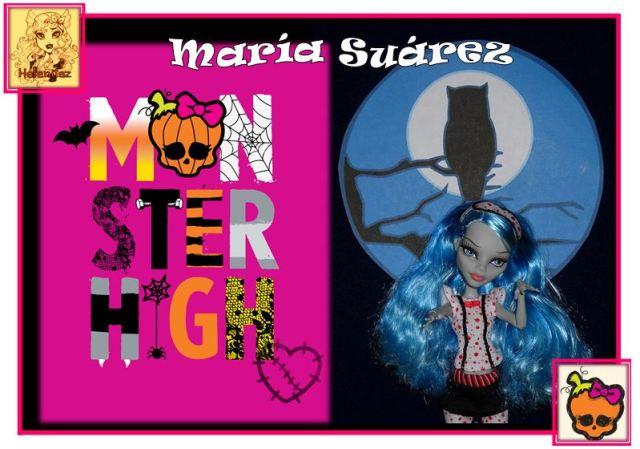 3ª Foto de Halloween de María Suárez