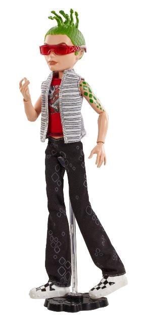 Deuce Gorgon Doll