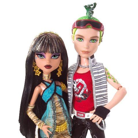Deuce y Cleo