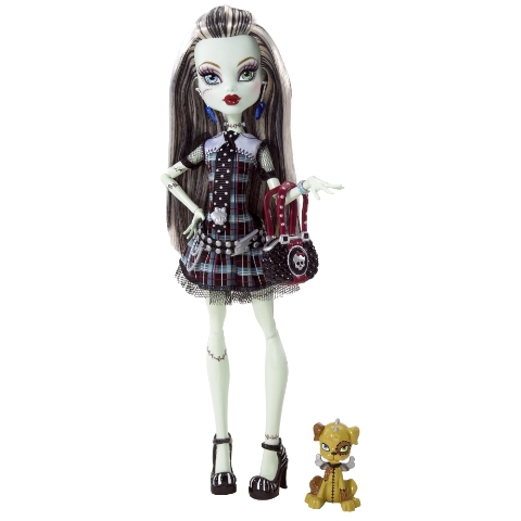 Frankie Stéin by Monster High