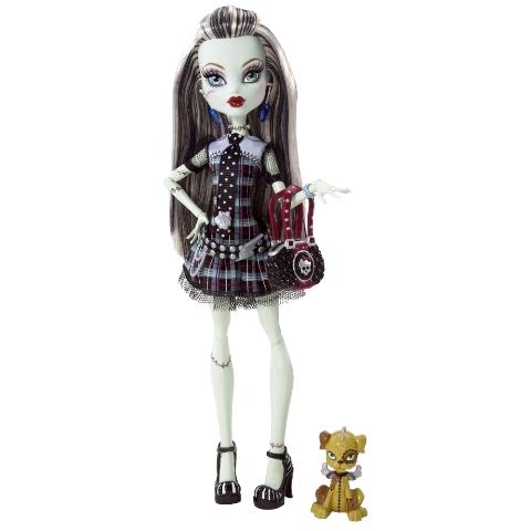 Frankie Stéin by Monster High