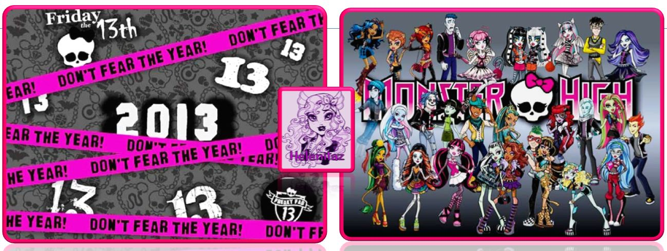 Monster High - Mattel Inc.