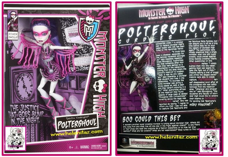 Polterghoul Monster High