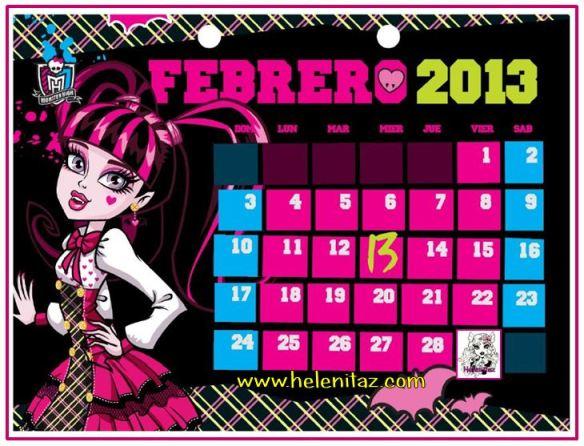 Draculaura - Febrero 2013