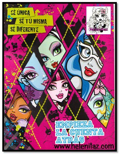 Revista Monster High Panini España 2013 - Todos los derechos reservados.
