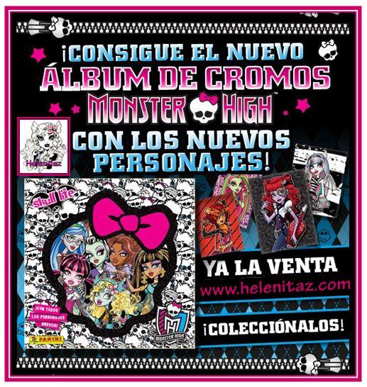 Nuevo álbum de Monster High para 2013