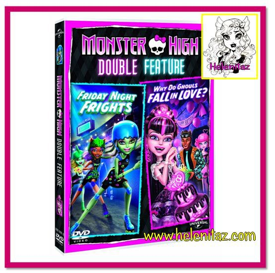 DVD Doble Monster High