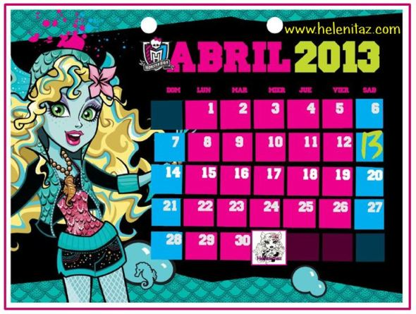 Lagoona Blue - Abril 2013