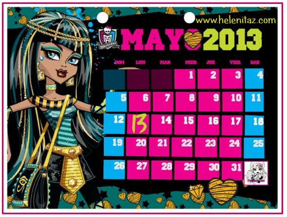 Cleo de Nile - Mayo 2013