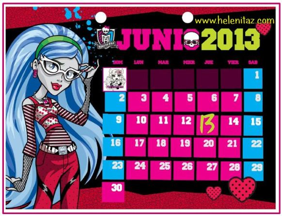 Ghoulia Yelps - Junio 2013