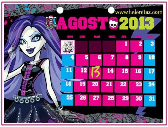 Spectra Vondergeist - Agosto 2013