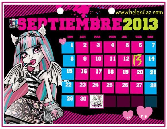 Rochelle Goyle - Septiembre 2013