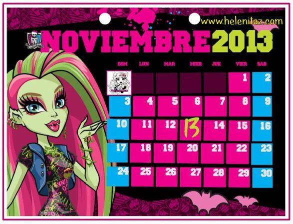 Venus McFlytrap - Noviembre 2013
