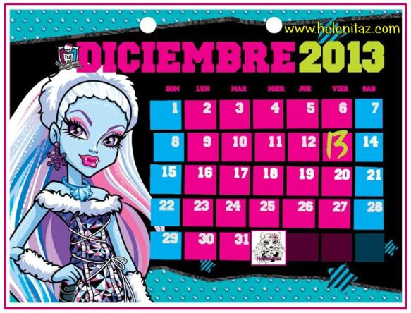 Abbey Bominable - Diciembre 2013