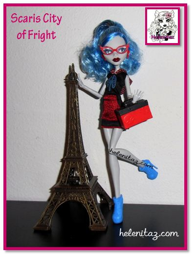 Ghoulia Yelps Scaris by helenitaz.com