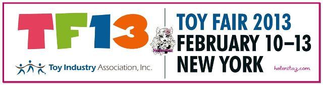 New York Toy Fair 2013