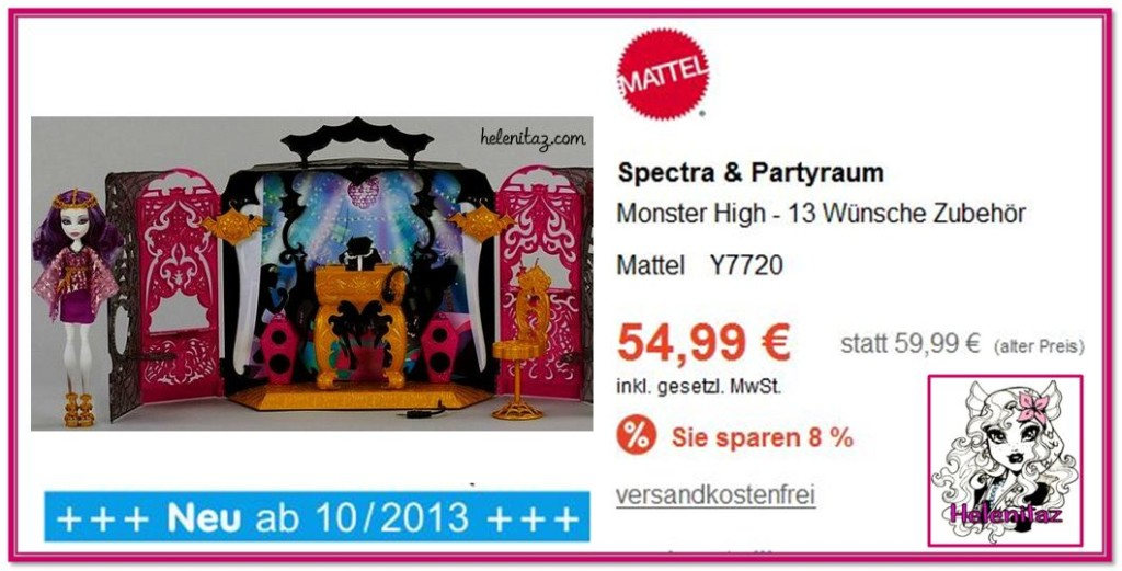 Play set Spectra