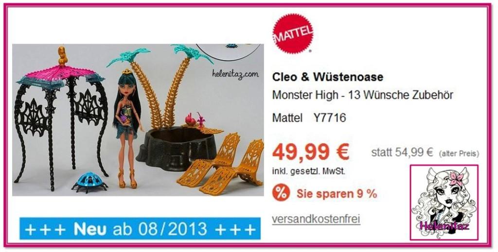 Oasis de Cleo