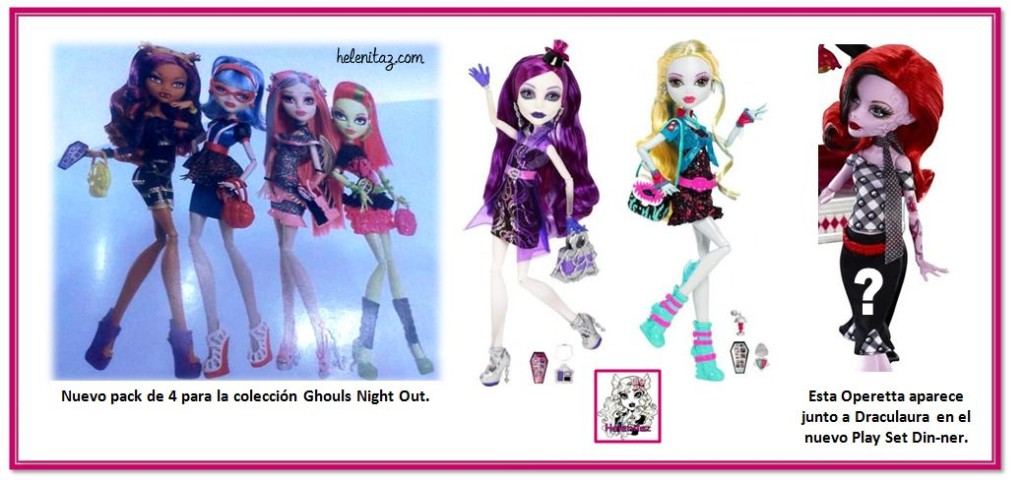 Colección Ghouls Night Out