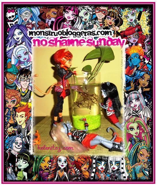 No Shame Sunday - Monstruobloggeras