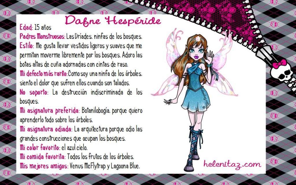 DAFNE HESPÉRIDE - Creación de helenitaz.com (Todos los derechos registrados)