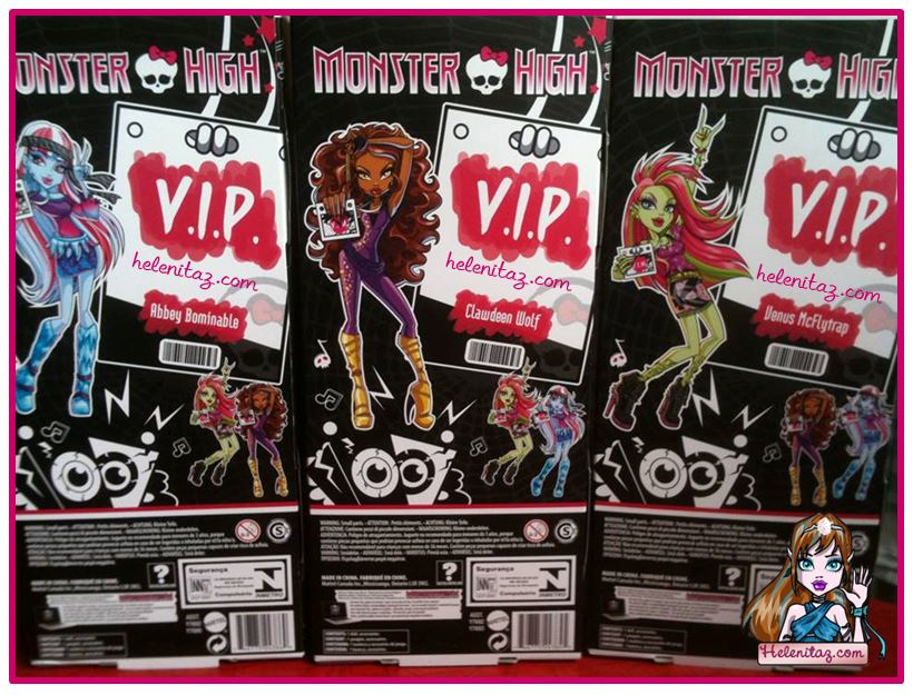 Fotos vía MyMonsterHighWorld de Flickr.