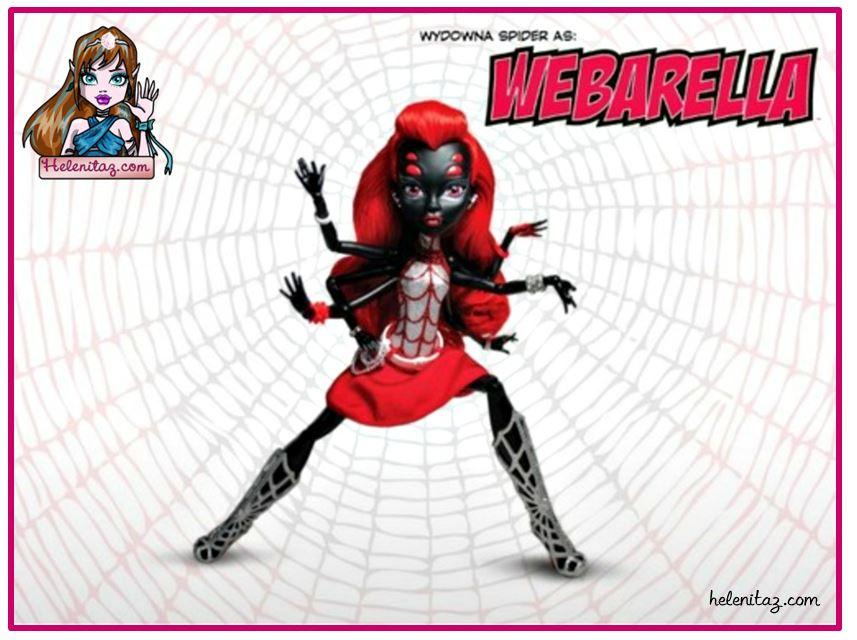 Wydowna Spider como Webarella – Foto vía NikSpectraRox de Flickr.