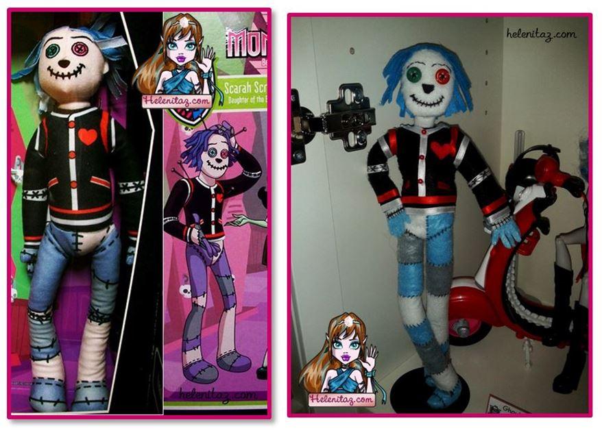 Hoodude Voodoo Mattel / helenitaz
