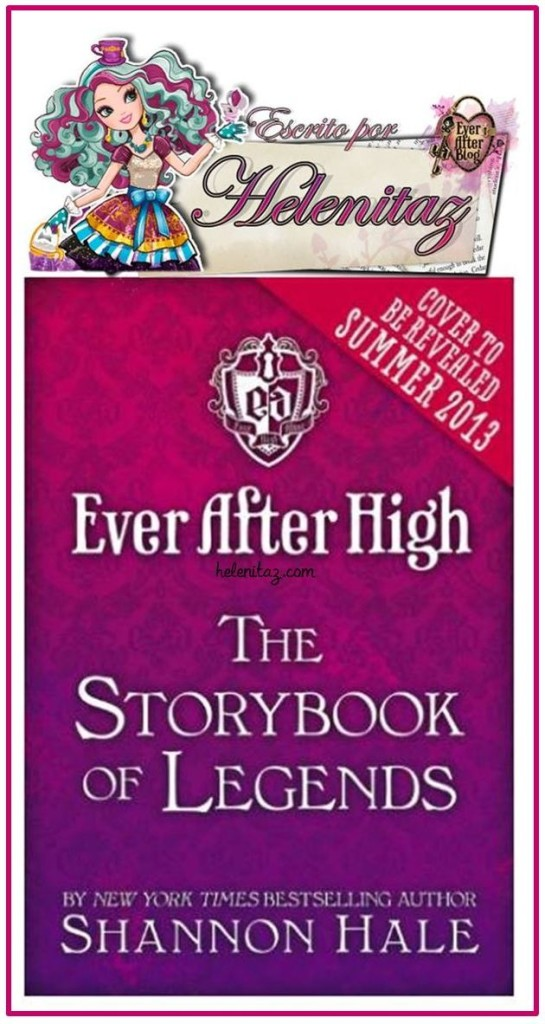 LIbro Ever After High