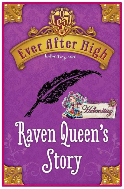 La historia de Raven Queen