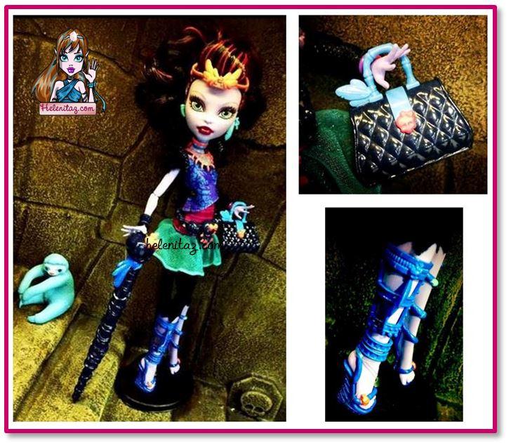 Jane Boolittle -  SDCC 2013 - Monster High