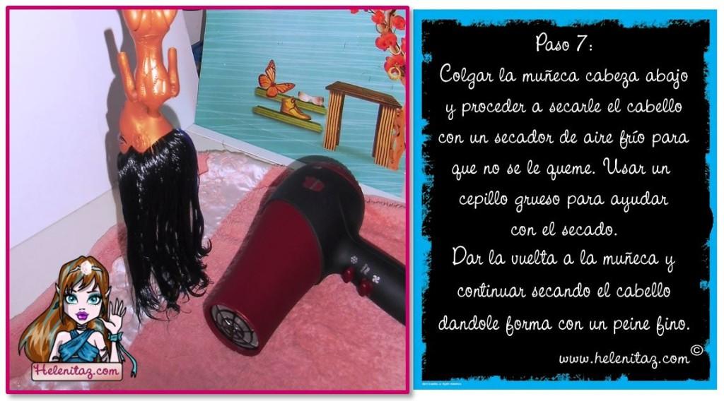 Helenitaz Peluqueros - Tutorial Alisado de Cabello - by www.helenitaz.com