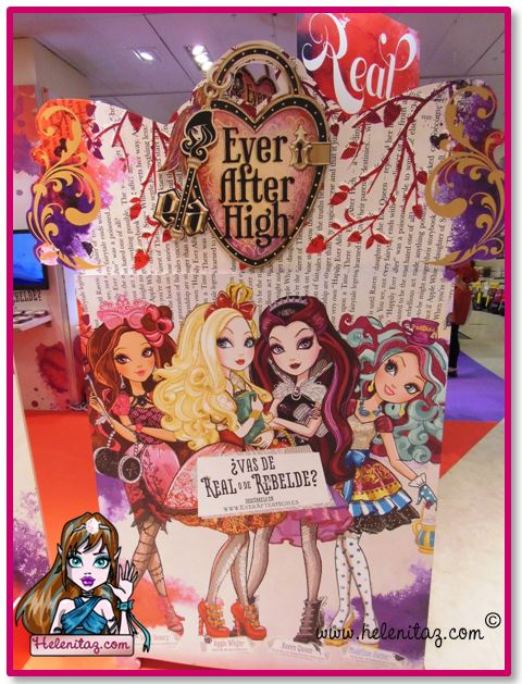 Decorados Ever After High
