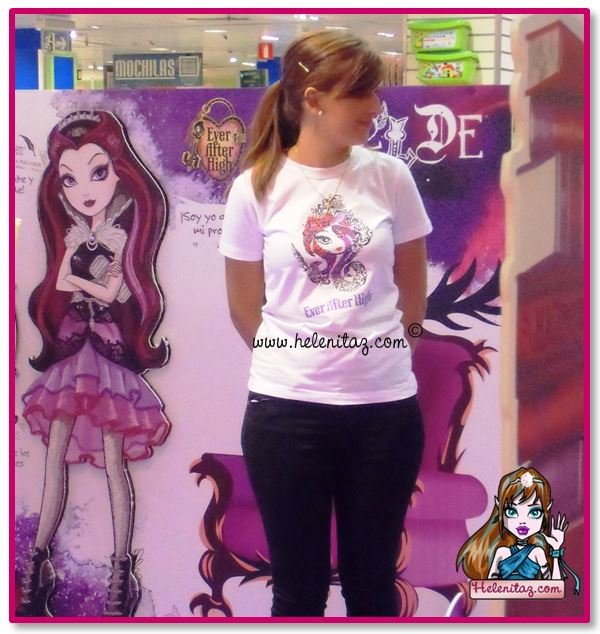 Camisetas Ever After High