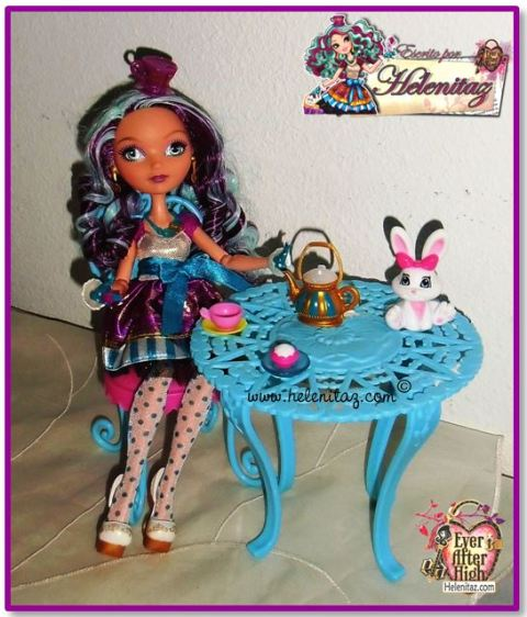 Mi Madeline Hatter - Ever After High