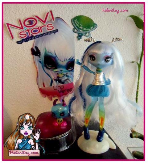 Mi muñeca Una Verse Novi Stars